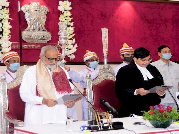 Justice S Muralidhar Takes Oath as Orissa High Court Chief Justice…