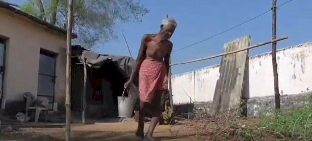 Meet '109-Year-Young' Odisha Man Who Opted Organic Farming For Survival