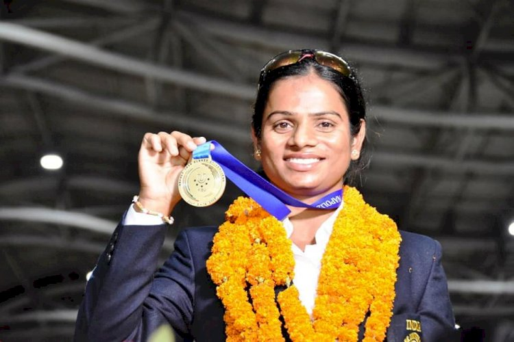 Dutee Chand Nominated For BBC Indian Sportswoman Of The Year