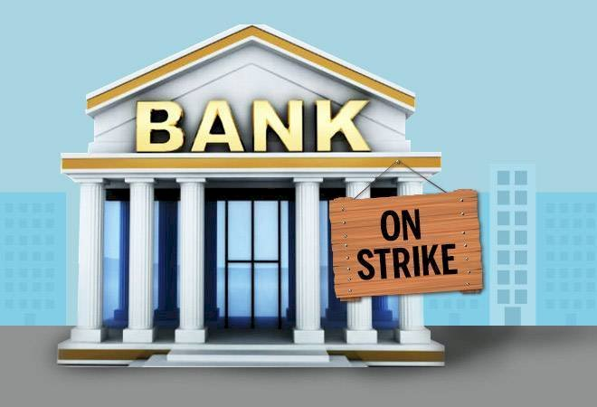Two-Day Strike By Bank Unions This Month