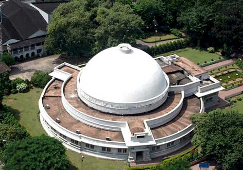 Odisha Government decided to set up another six planetariums in the State
